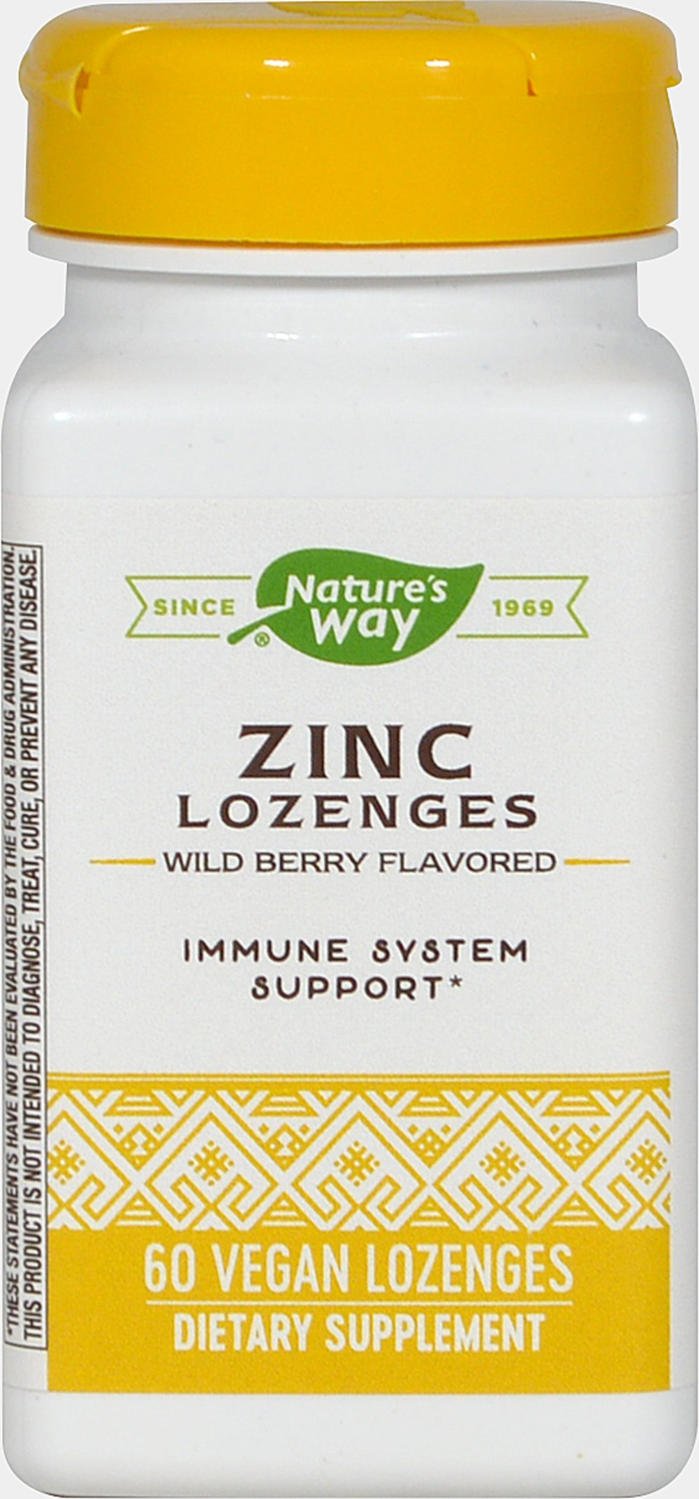 Mineral Products Zinc Lozenges With Echinacea And Vitamin C