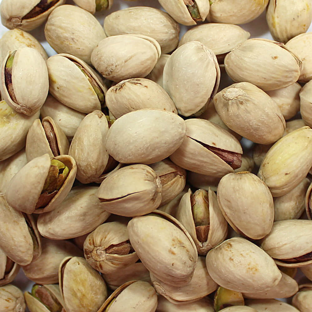 Dry Roasted Unsalted Pistachios
