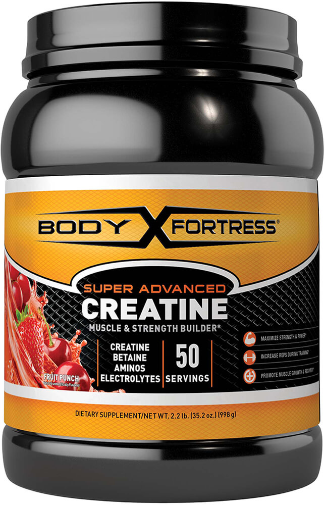 Super Advanced Creatine