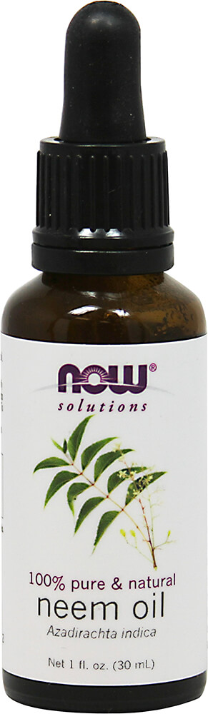 Neem Oil 100% Pure & Natural