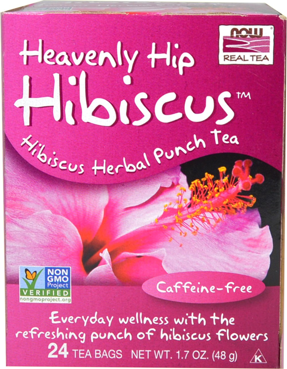 Heavenly Hip Hibiscus™ Tea
