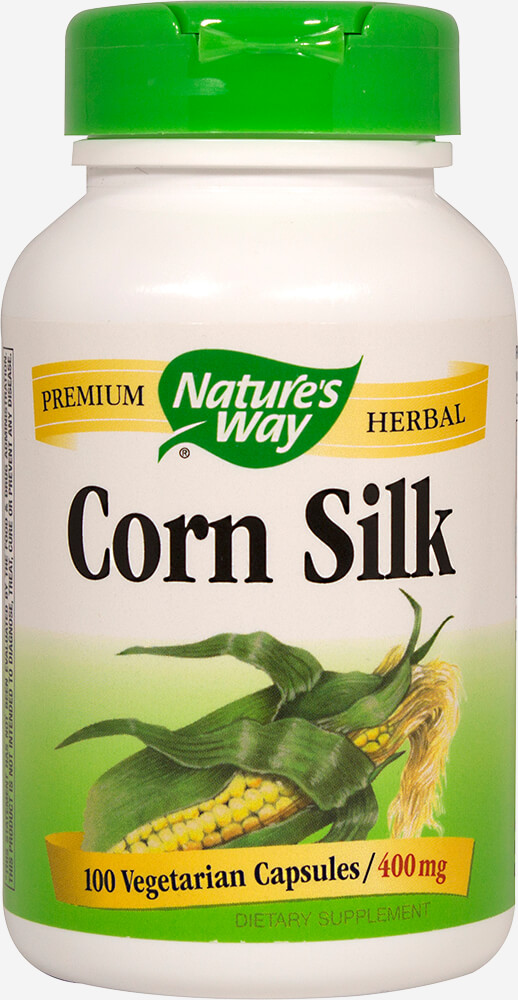 Corn Silk 400 mg Thumbnail Alternate Bottle View