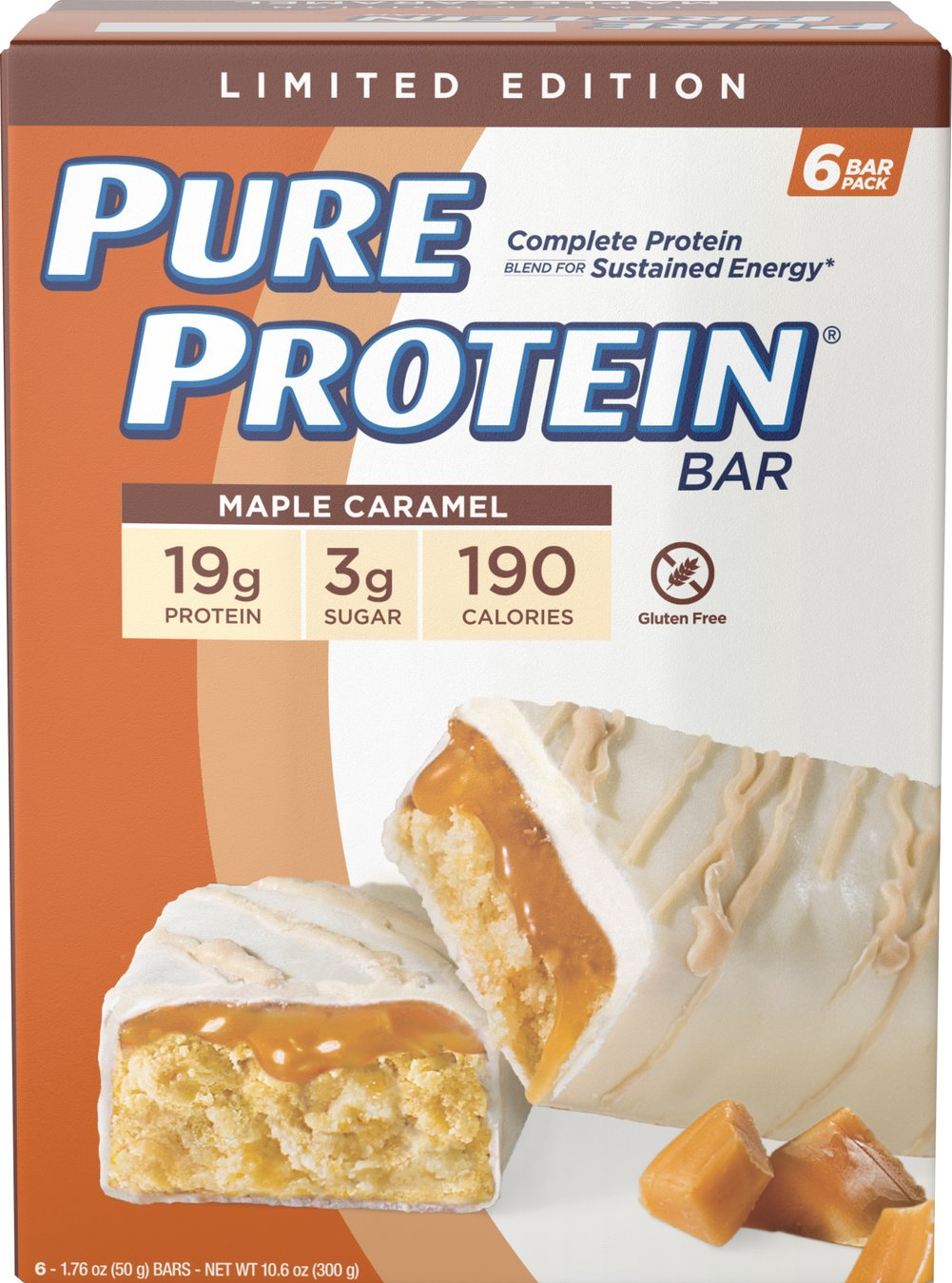 Pure Protein Vanilla Maple Caramel