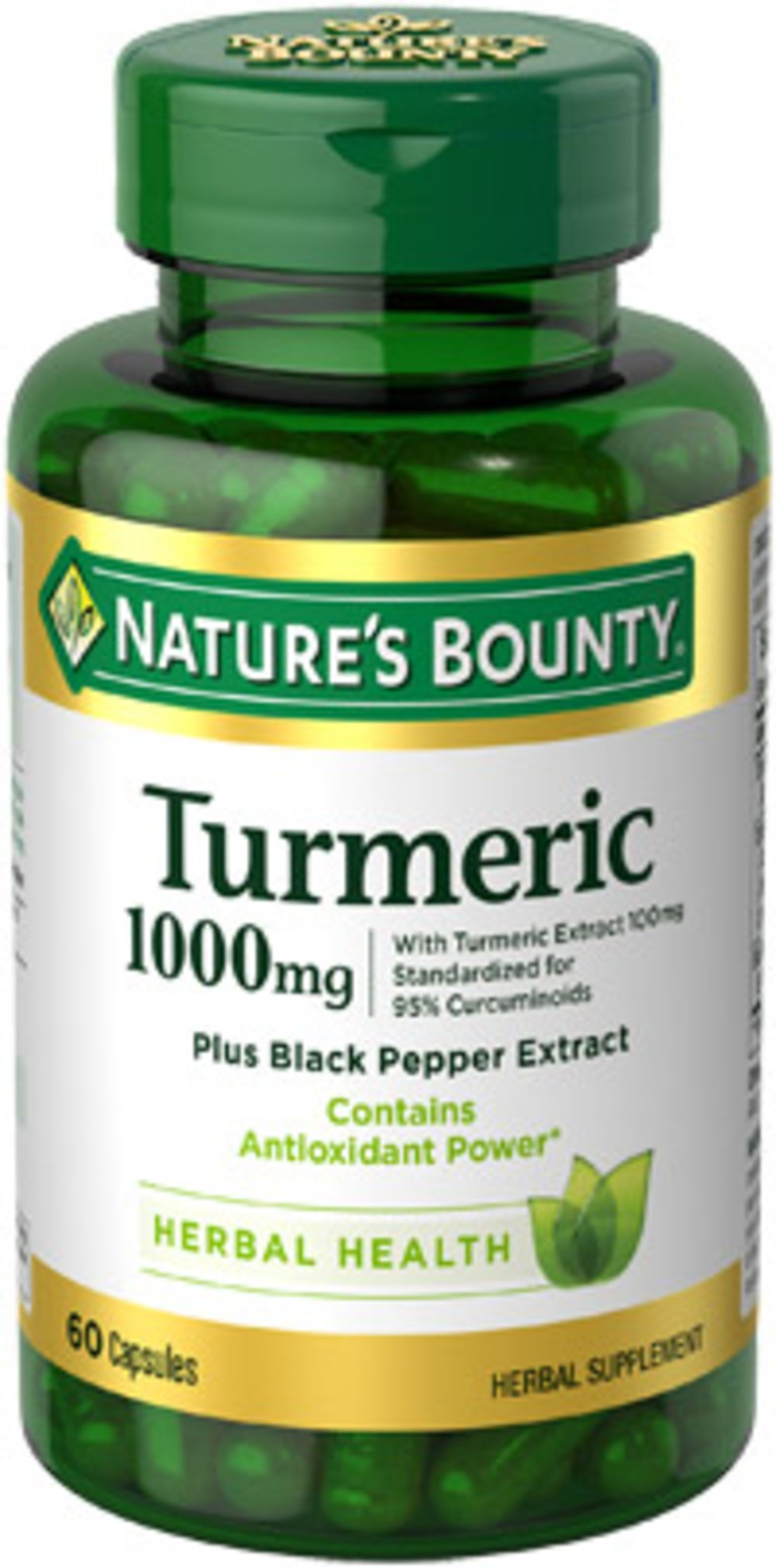 Nature's Bounty® Turmeric 1000 mg