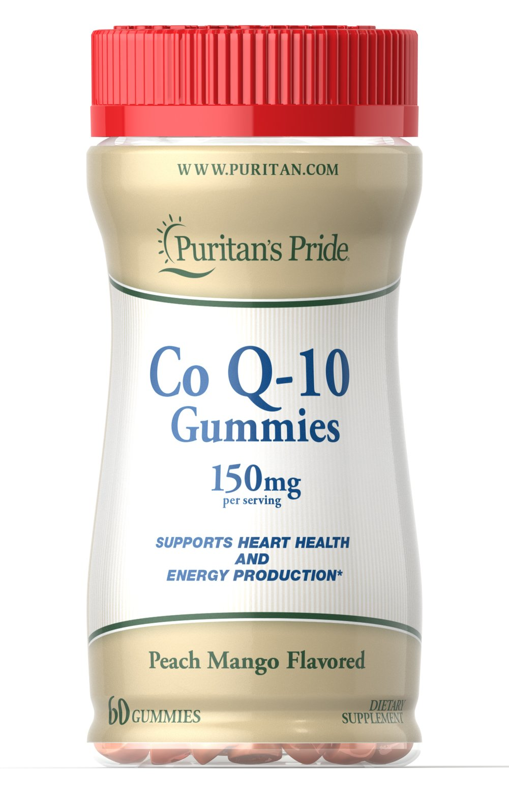 Co Q-10 150 mg Gummies