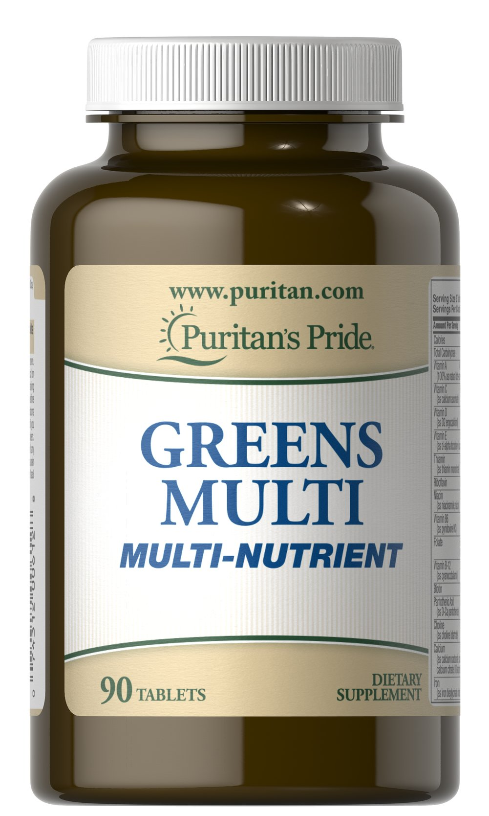 Greens Multi Thumbnail Alternate Bottle View