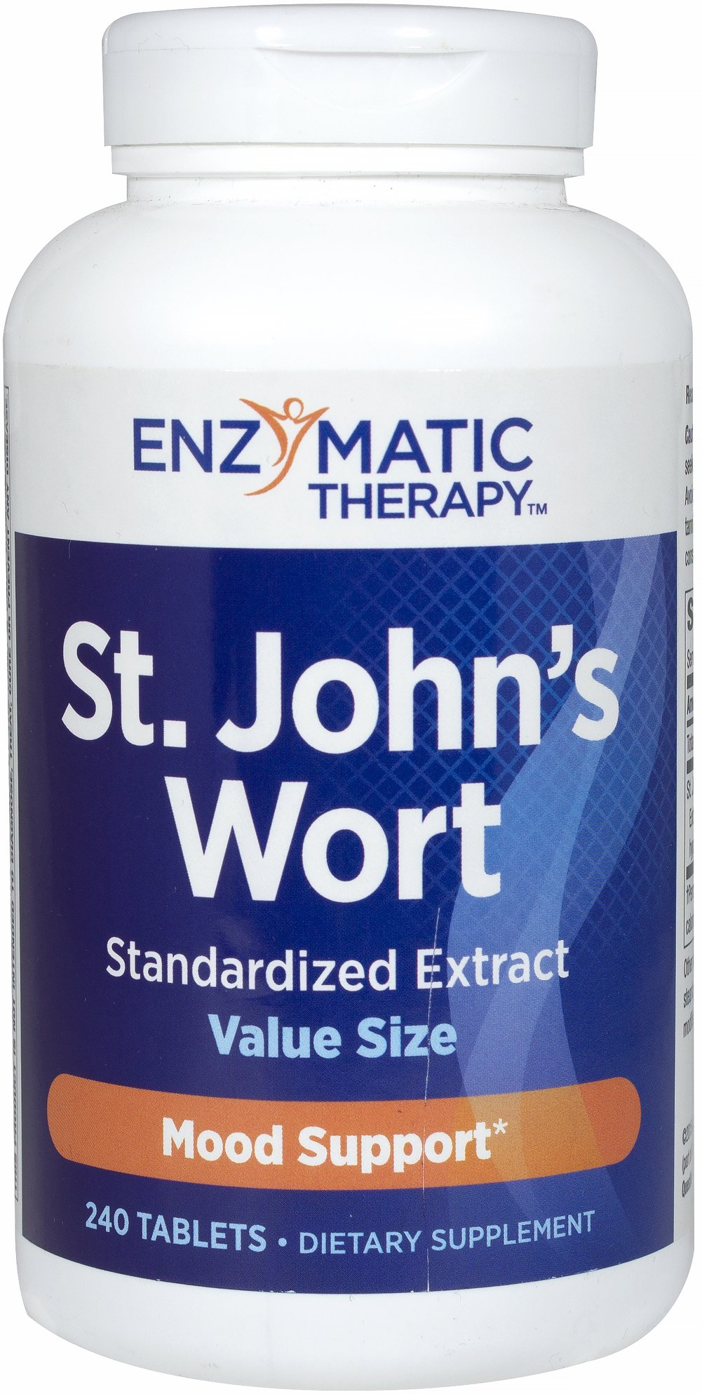 St. John's Wort Extract 450 mg Extra Strength Thumbnail Alternate Bottle View