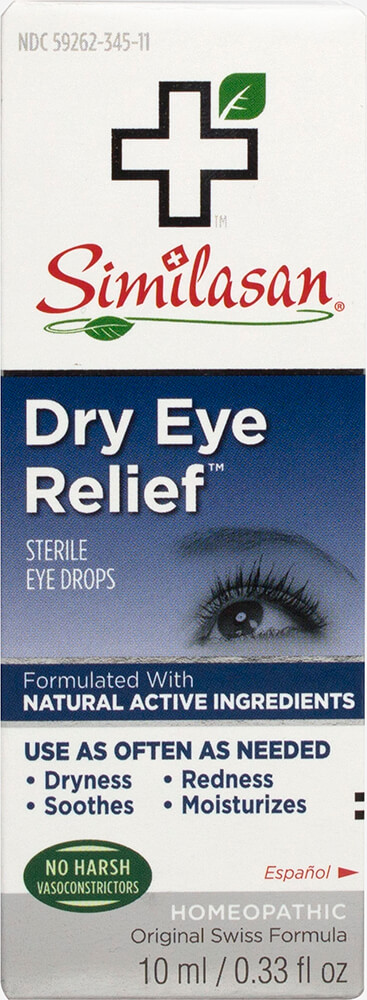 Dry Eye Relief™ Sterile Eye Drops