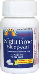 Night Time Sleep-Aid
