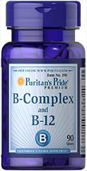 Vitamin B-Complex and Vitamin B-12