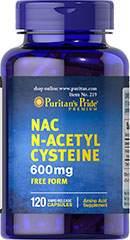 N-Acetyl Cysteine (NAC) 600 mg