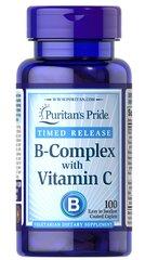 Vitamin B-Complex + Vitamin C Time Release