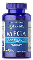 Mega Vita Gel with Zinc
