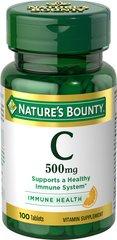 Nature's Bounty® Vitamin C 500MG