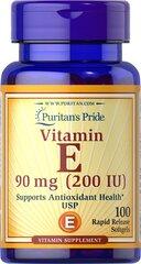 Vitamin E-200 IU
