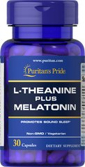 L-Theanine Plus Melatonin