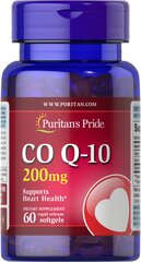 Puritan's Pride Q-SORB Co Q-10 200 mg