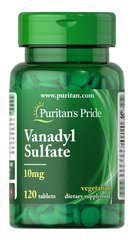 Vanadyl Sulfate 10 mg