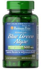 Klamath Lake Blue Green Algae 500 mg