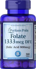 Folic Acid 800 mcg