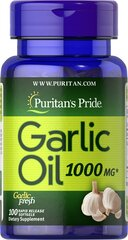 Garlic Oil 1000 mg