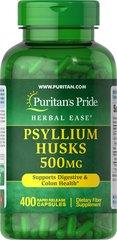 Psyllium Husks 500 mg