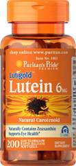 Lutein 6 mg with Zeaxanthin