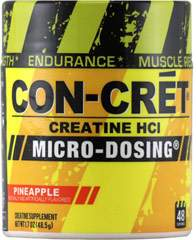 Con-Cret® Concentrate Creatine Pineapple