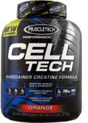 Cell-Tech Hardgainer Orange