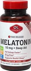 Melatonin 10 mg Time Release
