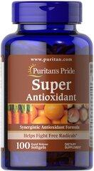 Super Antioxidant Formula**