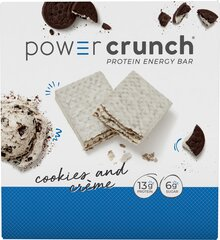 Power Crunch® Cookies & Cream