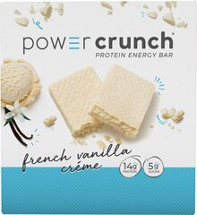 Power Crunch® French Vanilla Cream