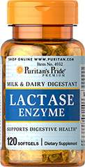 Lactase Enzyme 125 mg