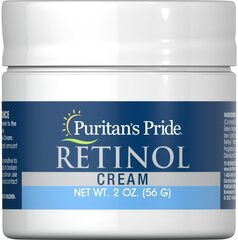 Retinol Cream (Vitamin A 100,000 IU Per Ounce)