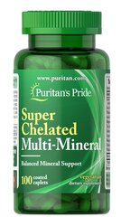 Super Chelated Multi Mineral