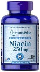 Niacin 250 mg Timed Release
