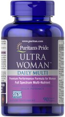Ultra Woman™ Daily Multi Timed Release with Zinc
