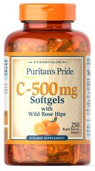 Vitamin C-500 mg with Rosehips