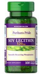 Soy Lecithin 520 mg