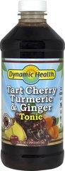 Organic Tart Cherry, Turmeric & Ginger Tonic