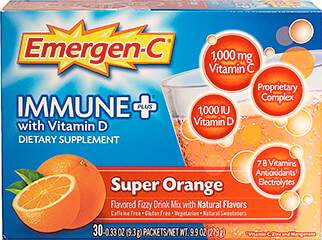 Emergen-C Immune+ Super Orange