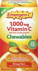 Emergen-C Vitamin C Chewables