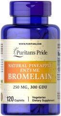 Bromelain 250 mg 300 GDU/gram