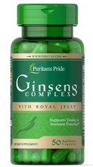 Ginseng Complex with Royal Jelly 1000 mg