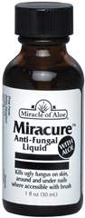 Miracure Anti-Fungal with Aloe Liquid