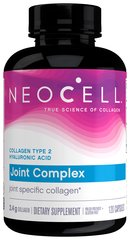 Collagen Type II Joint Complex with Hyaluronic Acid