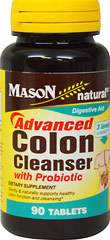 Advanced Colon Cleanser with Probiotic