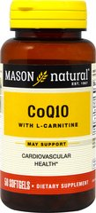 Co Q-10 with L-Carnitine