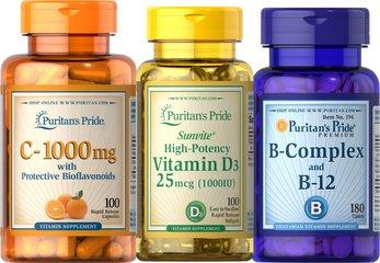 Letter Vitamin Kit